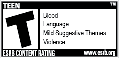 ESRB Rated T
